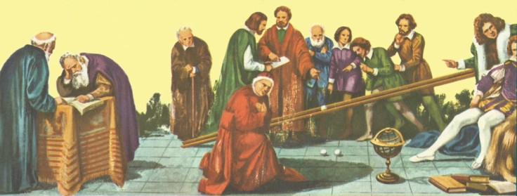 Galileo_and_the_inclined_plane